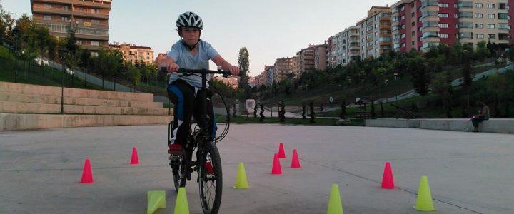 Bisiklet Akademisi Yaz Dönemi Eğitimleri Başarıyla Tamamlandı